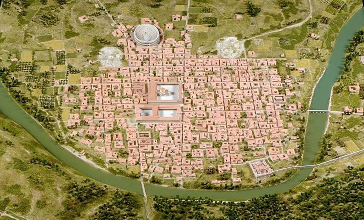 P rigueux et ses transports publics p ribus et son pass for Piscine romaine