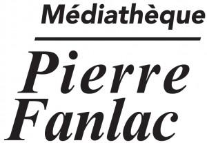 logo mediatheque PierreFanlac