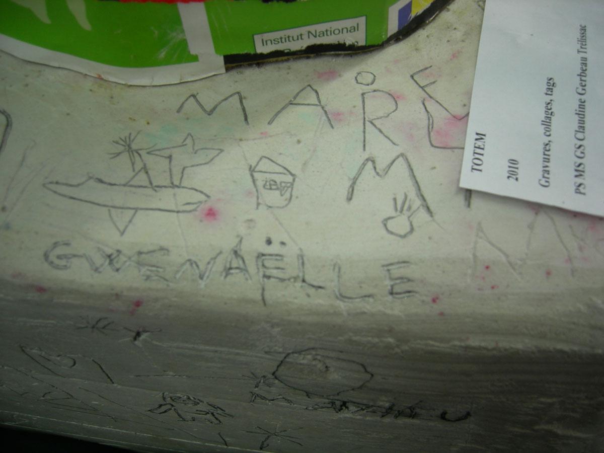Du graffiti à l\'écriture 7, photo Marie Dussoulier